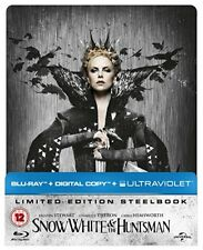 Snow White and the Huntsman - Limited Edition Steelbook (Blu-ray + Digital Copy