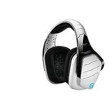 Logitech - G933 Artemis Spectrum 7.1 Gaming Headset Snow