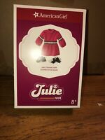 American Girl Julie Christmas Outfit NEW NRFB