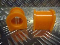 Suzuki SJ 410 413 Samurai 24mm ARB Anti Roll Bar Clamp Polyurethane Poly Bushes