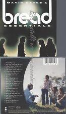 CD--BREAD & DAVID GATES--ESSENTIALS