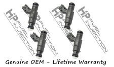 Rebuilt Genuine Bosch OEM Fuel Injector Set 0280155782 4669772 SOHC ECB