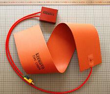 Guitar Side Bending Silicone Heat Blanket 1200W 220V w/Digital Thermostat+Plug