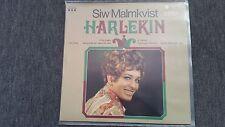 Siw Malmkvist - Harlekin LP sung in ENGLISH/SWEDISH