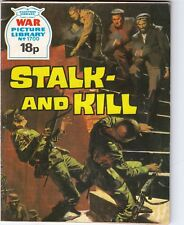 War Picture Library - STALK AND KILL - No 1700