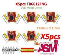 5pcs Dual Motor Driver 1A TB6612FNG Microcontroller Better than L298N