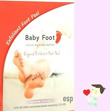 Baby Foot 1 hour Treatment For Silky Touch Foot. Authentic exp.2020