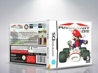 Mario Kart DS - DS -  Replacement - Cover/Case - NO Game - PAL FR