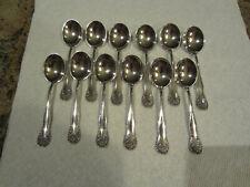 "New listing Gorham Lancaster Sterling Chocolate Spoon(s) (4"") No Mono"