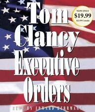 Executive Orders (A Jack Ryan Novel) Clancy, Tom Audio CD