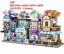 4Boxes 1523PCS LOZ MINI Blocks Kids Building Toys Girls Puzzle GIFT