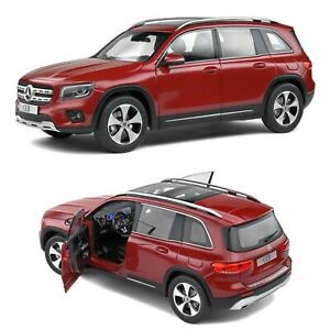 1/18 Solido Mercedes-Benz Glb (X247) Red 2019 New IN Box Free Shipping Home