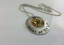 Game of Thrones Khal Khaleesi Moon of My Life/My Sun and Stars Pendant Necklace