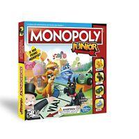 Monopoly Junior Juego de Mesa Hasbro