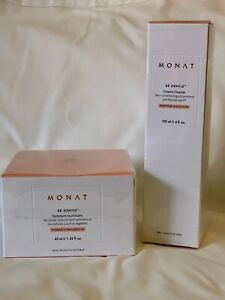 Be Gentle By Monat - Creamy Cleanser and Nourishing Moisturizer