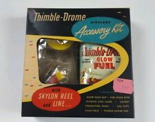 VINTAGE NEVER USED THIMBLE-DROME AIRPLANE ACCESSORY KIT NO. 660-298