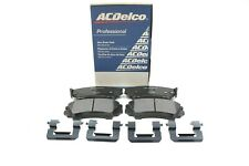 NEW ACDelco Ceramic Front Disc Brake Pads 17D1404CH Camaro 10-15 Caprice 11-17