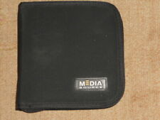 CD/DVD 24 Count Black Media Source Storage Case  (Used)