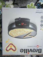 NEVER USED  IN BOX BREVILLE CREPE MAKER 12 INCHES