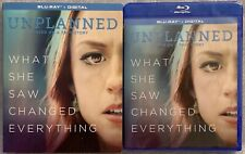 NEW UNPLANNED BLU RAY DIGITAL + SLIPCOVER SLEEVE FREE WORLD WIDE SHIPPING BUY IT