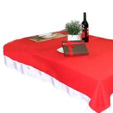Christmas Table Cover Santa Decoration Or Xmas Table Cover Or Tablecloth EK