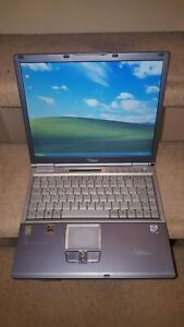 "Fujitsu Lifebook E7010 FPC07056B CP130101 Laptop 14.1"" 1GB 60GB Windows XP"