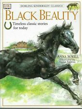 Black Beauty- Dorling Kindersely Classic- abridged with narrative illustration