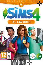 The Sims 4 Al Lavoro! - EA Origin Codice digitale - PC MAC Espansione Pack - IT