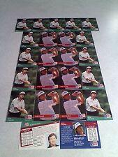 *****Bob Gilder*****  Lot of 23 cards.....2 DIFFERENT / Golf