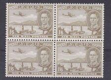 Papua New Guinean Stamp Blocks