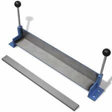 vidaXL Vouwmachine voor Bladmetaal Metaalpers Vouwpers Vouw Buigmachine