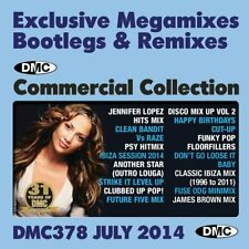 Commercial Collection 378 Club Hits Bootleg Remix & Megamixes DJ Double Music CD