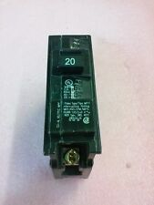 MURRAY MP120 20A 1 Pole Circuit Breaker Type MP-T Issue No AD-8415 HACR SWD