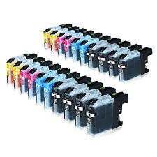 20 Patronen für Brother LC223 XL LC225 LC227 für MFC-J5320dw MFC-J5620 MFC-J4420