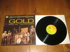 Creedence Clearwater Revival LP.Gold  .(4678)