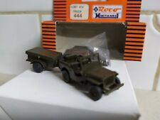 Jeep Willys MB ,  Roco Minitanks,  ref 444 ,  escala  1/87