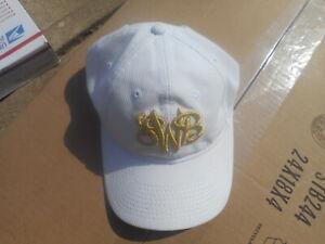 Vintage Scranton Wilkes Barre Red Barons SWB Womens Ladies Hat Cap White