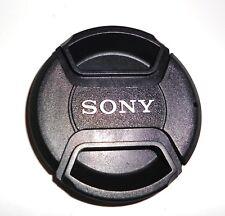 Lens Cap 55mm 55 mm Snap-on for Sony Camera UK Seller