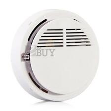 433MHZ Wireless Smoke Sensor Detector with Battery Alarm System Home Security