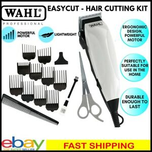 Wahl Hair Clippers Pro Electric Mens Haircut Trimmer Grooming Kit Haircutting