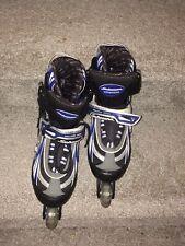 Kids Schwinn Adjustable Inline Skate Size 5-8 Roller Skates 64mm wheels