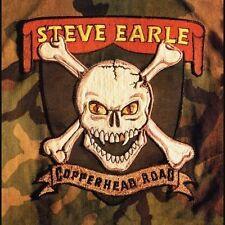 LP STEVE EARLE COPPERHEAD ROAD  180G VINYL + MP3 DOWNLOAD