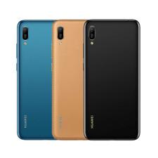 HUAWEI Y6 (2019) 32GB SINGLE-SIM SMARTPHONE - BLACK, SAPPHIRE BLUE, AMBER BROWN