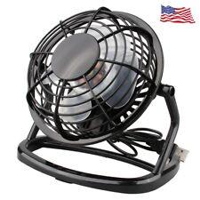 Mini Desk Fan Small Super Mute Personal Air Cooler Usb Power Portable Table Fan