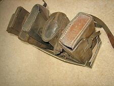 Vintage Leather Tool Bags ~ for spares and repairs