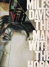 MILES DAVIS the man with the horn  HOLLAND 1981 EX+ (LP2670)