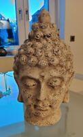 Buddha Deko Figur aus Keramik, gebraucht, wie neu