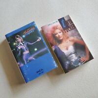 Tanya Tucker - Lot of 2 Cassette Tapes - Live + Girls Like Me