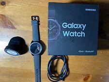 Samsung Galaxy Watch, 42mm, Midnight Black, SM-R810NZKAXAR, US Version