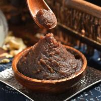 Chinese Food Baking Material Mooncake Red Bean Paste 月饼馅料面包绿豆糕蛋黄酥原料 展艺红豆沙馅500g/袋